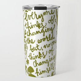 Change Travel Mug