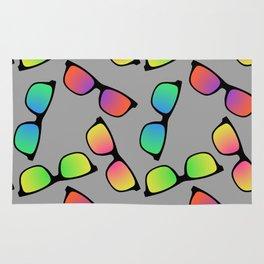 Sunglasses Pattern Rug