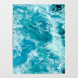 Sea Me Waving Poster