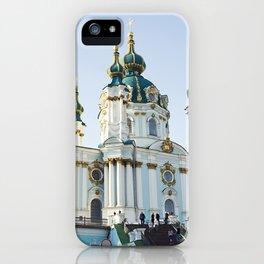 Kiev, Ukraine, Church iPhone Case