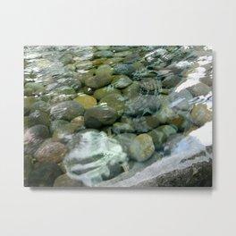 Tranquil Waters Metal Print