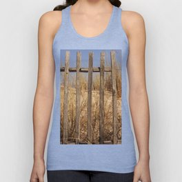 Fence to the Sky! Unisex Tank Top