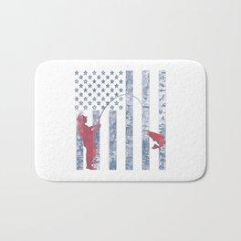 American Fisherman Bath Mat
