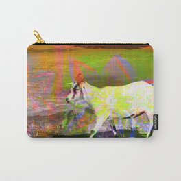 goat flower Carry-All Pouch