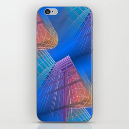 citylines -6- iPhone Skin