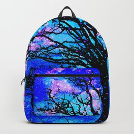 TREES AND STARS Backpack
