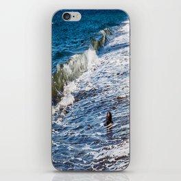 Waves vs Coconut iPhone Skin