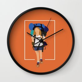 Reese Witherspoon is an American actress,Inspiring Movie Minimalist Wall Clock