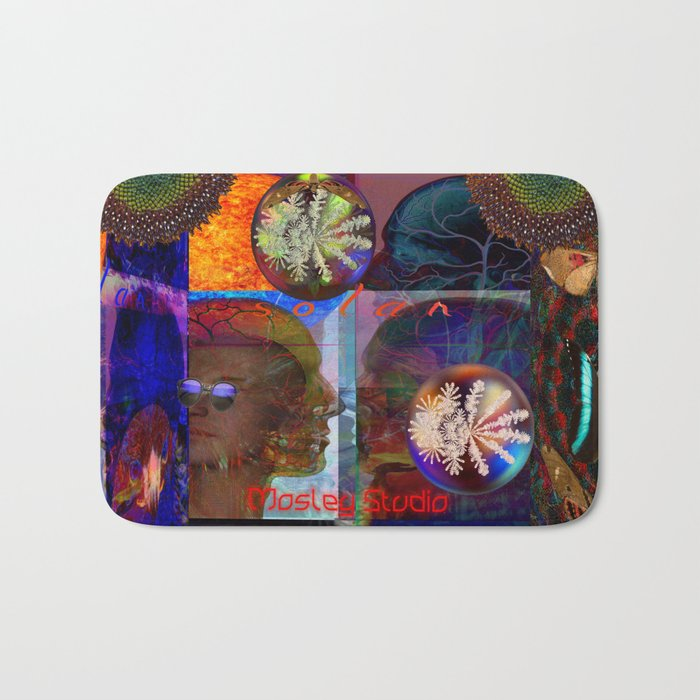 Seven7 Creation Bath Mat