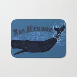Sag Harbor Whale Bath Mat