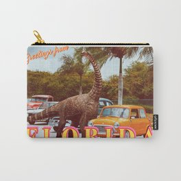 greetings from florida Carry-All Pouch
