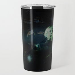 Dust, Light, and Shadows Travel Mug