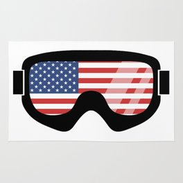 USA Goggles   Goggle Designs   DopeyArt Rug