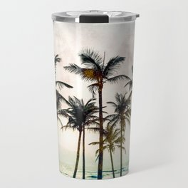 No Palm Trees Travel Mug