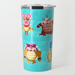Koopalings! Travel Mug