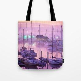 Ashley Marina Mist Tote Bag