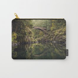 Moulton Falls Bridge Carry-All Pouch