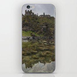 Dunluce Castle iPhone Skin