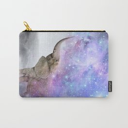 Don't Be Afraid To Dream Big • (Elephant-Size Dreams) Carry-All Pouch