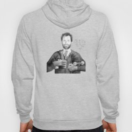 """Mark Gonzales - The Gonz - """"My Age has Nuthin to do with How Much Fun I have"""" Hoody"""