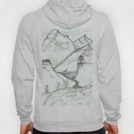 The Mountains of my Dreams Hoody
