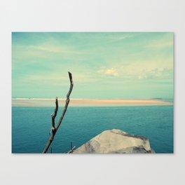 Rocks II Canvas Print