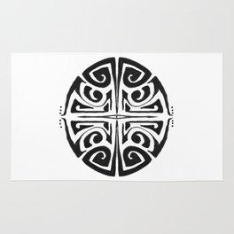 Tatouage rond, mandala, tatoo Rug