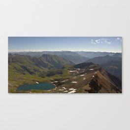 Fuller Lake - San Juan Mountains Canvas Print