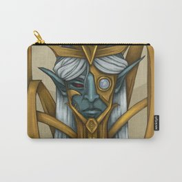 Clockwork God Carry-All Pouch
