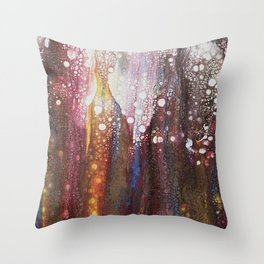 Hot & Cold Throw Pillow