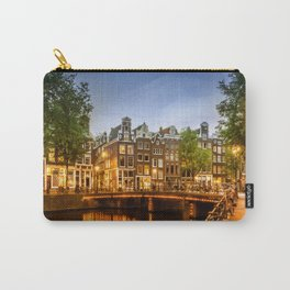 AMSTERDAM Idyllic impression from Singel Carry-All Pouch