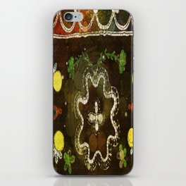 Digital Beadwork iPhone Skin