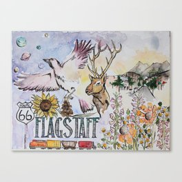 Flagstaff, AZ Canvas Print