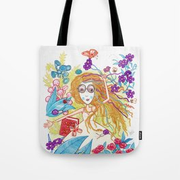 BugsParty Tote Bag