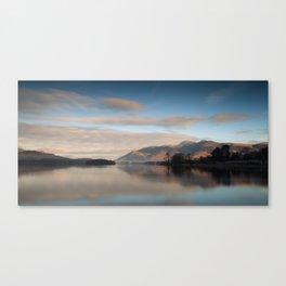 Skiddaw Dawn Canvas Print