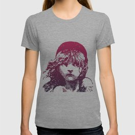 Les Miserables Girl T-shirt