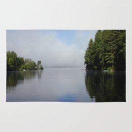 Kezar Lake Maine Rug