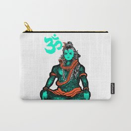 """Lord Shiva""colors Carry-All Pouch"