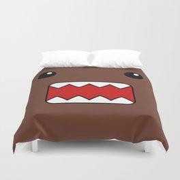 Domo Kun - Brown Japanese Monster Duvet Cover