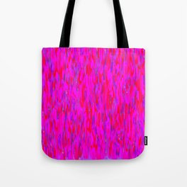 red purple verticals Tote Bag