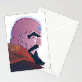 Master Tenzin Stationery Cards