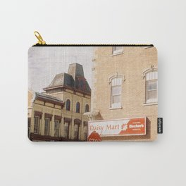 A Corner, Millbrook, Ontario, Canada Carry-All Pouch