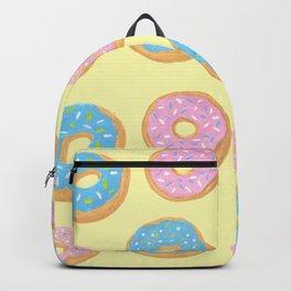 Doughnut Pattern Backpack