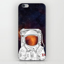 Andy Brooks Astronaut iPhone Skin
