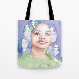 Dorothy Vaughn Hidden Figures Tote Bag