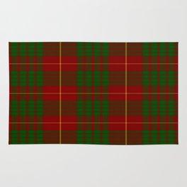 Cameron Red & Green Tartan Pattern #2 Rug