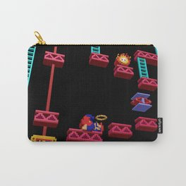 Inside Donkey Kong stage 3 Carry-All Pouch