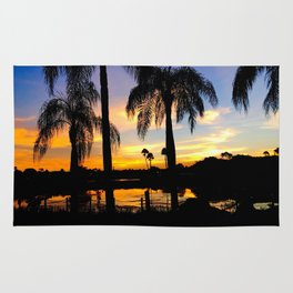 Coronado Springs Sunset Rug