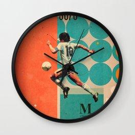 Mundo Wall Clock