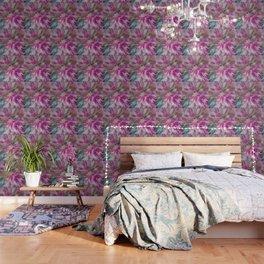 Abstract flower pattern 3 Wallpaper